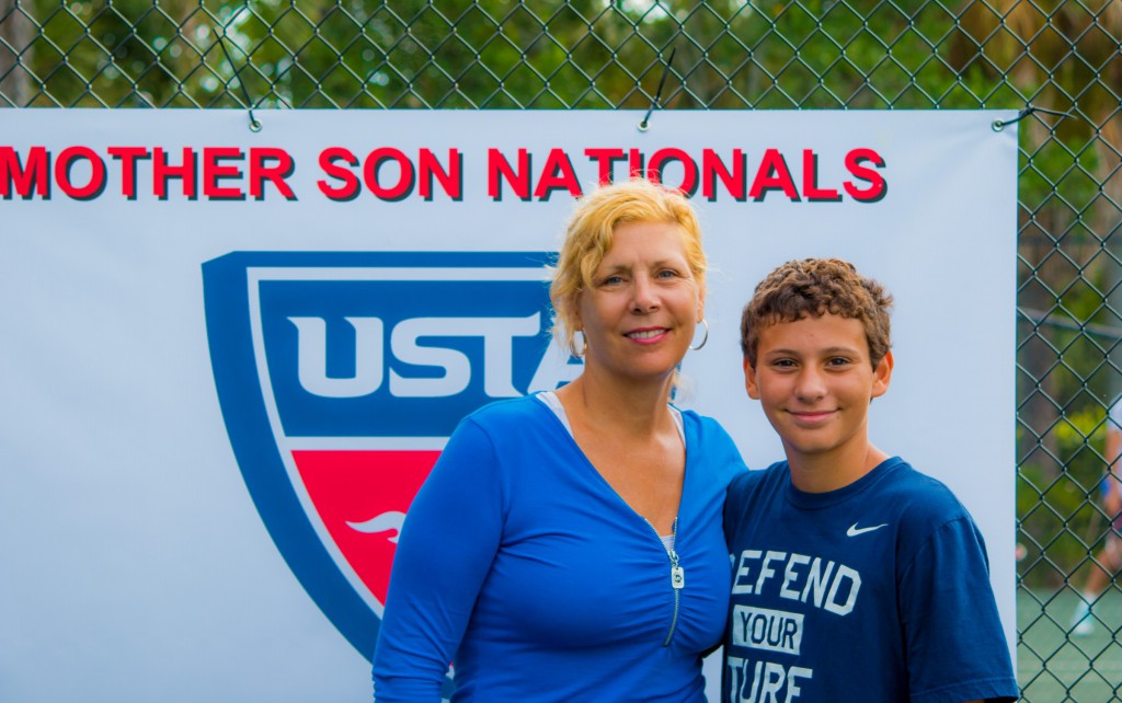 USTA Mother Son National Event-5176